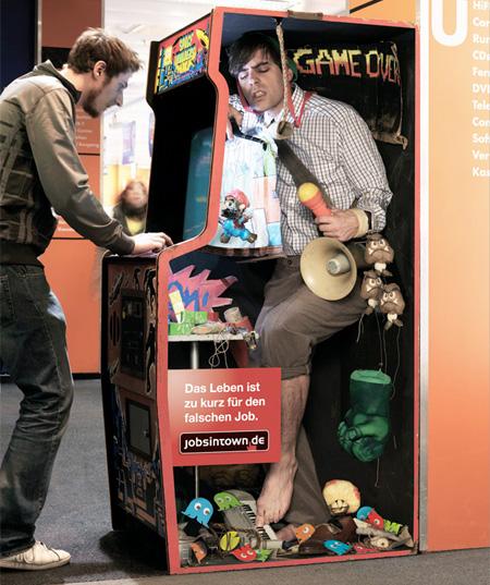 Жизнь слишком коротка для плохой работы - игровой автомат