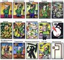 Виды современной живописи